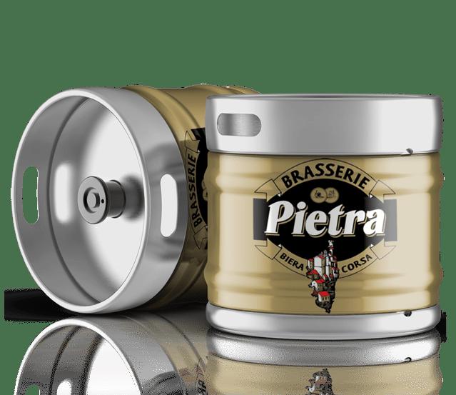 Fûts de bière Corse Pietra à la vente sur Grenoble